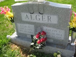 Essie Elizabeth <i>Turner</i> Alger