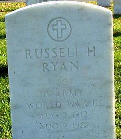 Russell Howard Ryan
