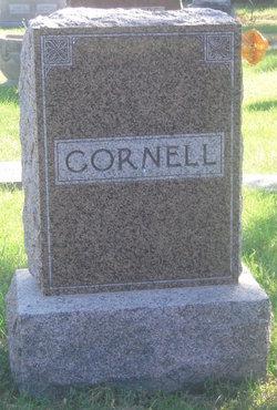 Ida Dora <i>Hageman</i> Cornell