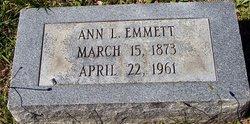 Ann Lillian <i>Jones</i> Emmett