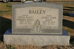 George Elmer Bailey