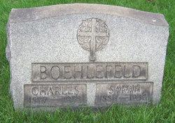 Sarah <i>McGovern</i> Boehlefeld