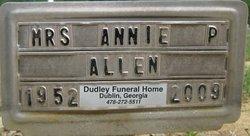 Annie P. Allen