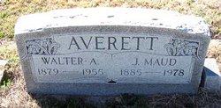 Walter Amos W.A. Averett