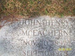 John Henry McEachern