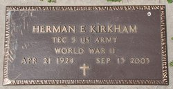 Herman Eugene Kirkham