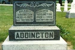 Huldah Ruth <i>Bolinger</i> Addington
