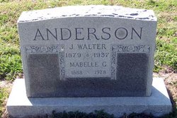 Mabelle Grace <i>Chisolm</i> Anderson