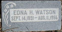 Edna <i>Hayes</i> Watson