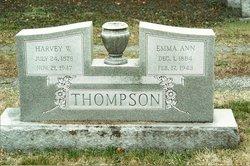 Emma Ann <i>Baughman</i> Thompson