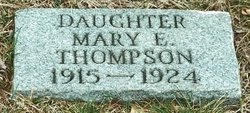 Mary Emzie Thompson