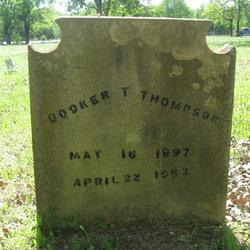 Booker T. Thompson
