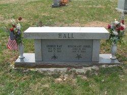 Rosemary <i>Jones</i> Hall