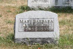 Mary Barbara Armstrong
