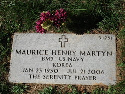 Maurice Henry Martyn