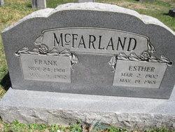 Esther McFarland