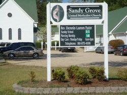 Sandy Grove United Methodist Church Cemetery
