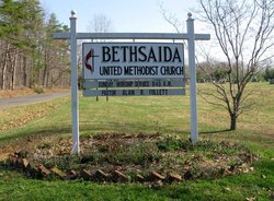 Bethsaida United Methodist Church Cemetery