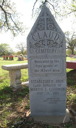Claud Cemetery