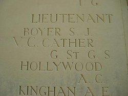 Geoffrey St. George Shillington Cather