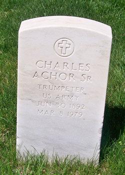 Charles Achor, Sr