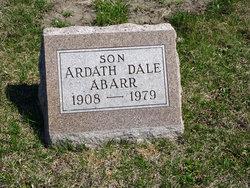 Ardath Dale Abarr