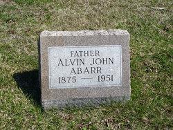 Dr Alvin John Abarr