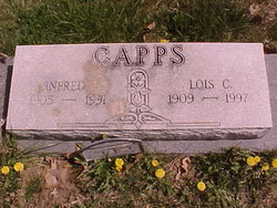 Winfred Estel Capps