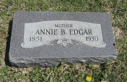 Annie B. Edgar