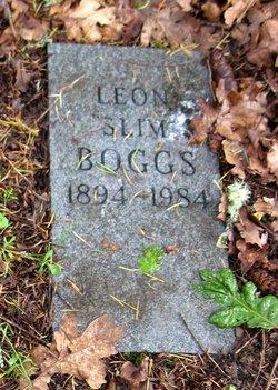 Leon F Slim Boggs