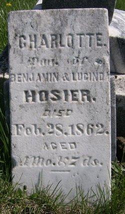 Charlotte Hosier