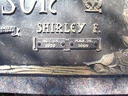 Shirley Frances <i>Hutson</i> Jamison
