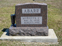 Marietta Abarr