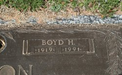 Boyd Harris Dixon