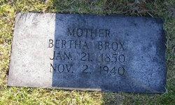 Bertha Brox