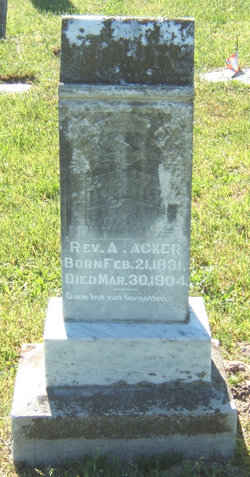 Rev. Amos Acker