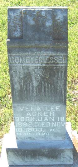 Vera Lee Acker