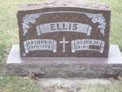 Arthur H Ellis