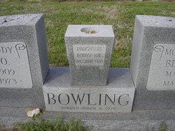 Bessie <i>Bonds</i> Bowling