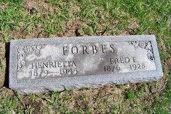 Frederick E. Forbes
