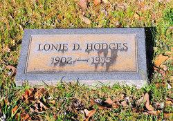 Lonie Dillard Hodges