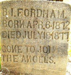 B. I. Fordham