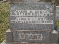 Lydia A. <i>Kahl</i> Kranz