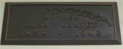 Rosa <i>Alton</i> Chavey