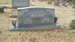 Bertie B. Allen