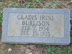 Gladys Irine Burleson