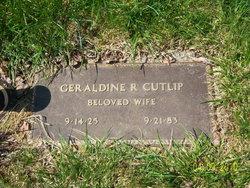 Geraldine <i>Rudd</i> Cutlip