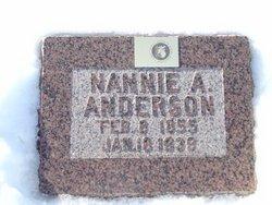 Nanna Amelia <i>Erickson</i> Anderson