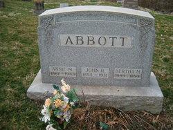 Bertha M. <i>Richardson</i> Abbott