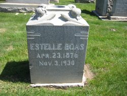 Estella <i>Steen</i> Boas